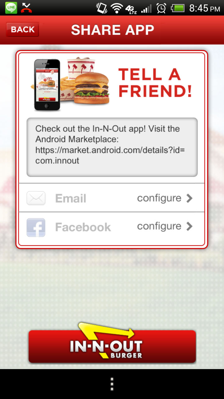 The User Experience (UX) of In-N-Out Burger | Joann Chiou's Blog ...